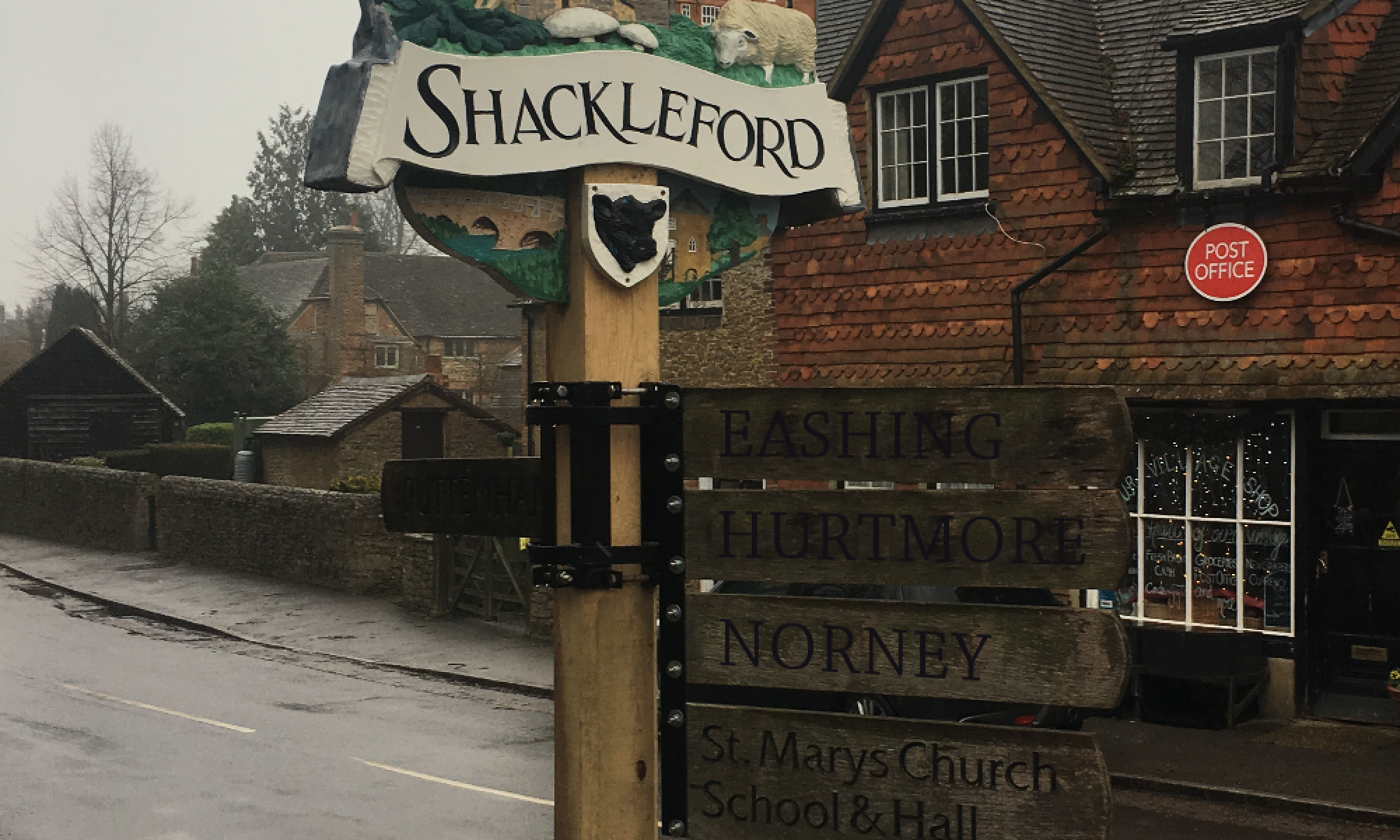 Shackleford Parish Council